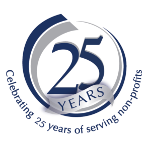 Celebrating 25 Years Helping Non-Profits